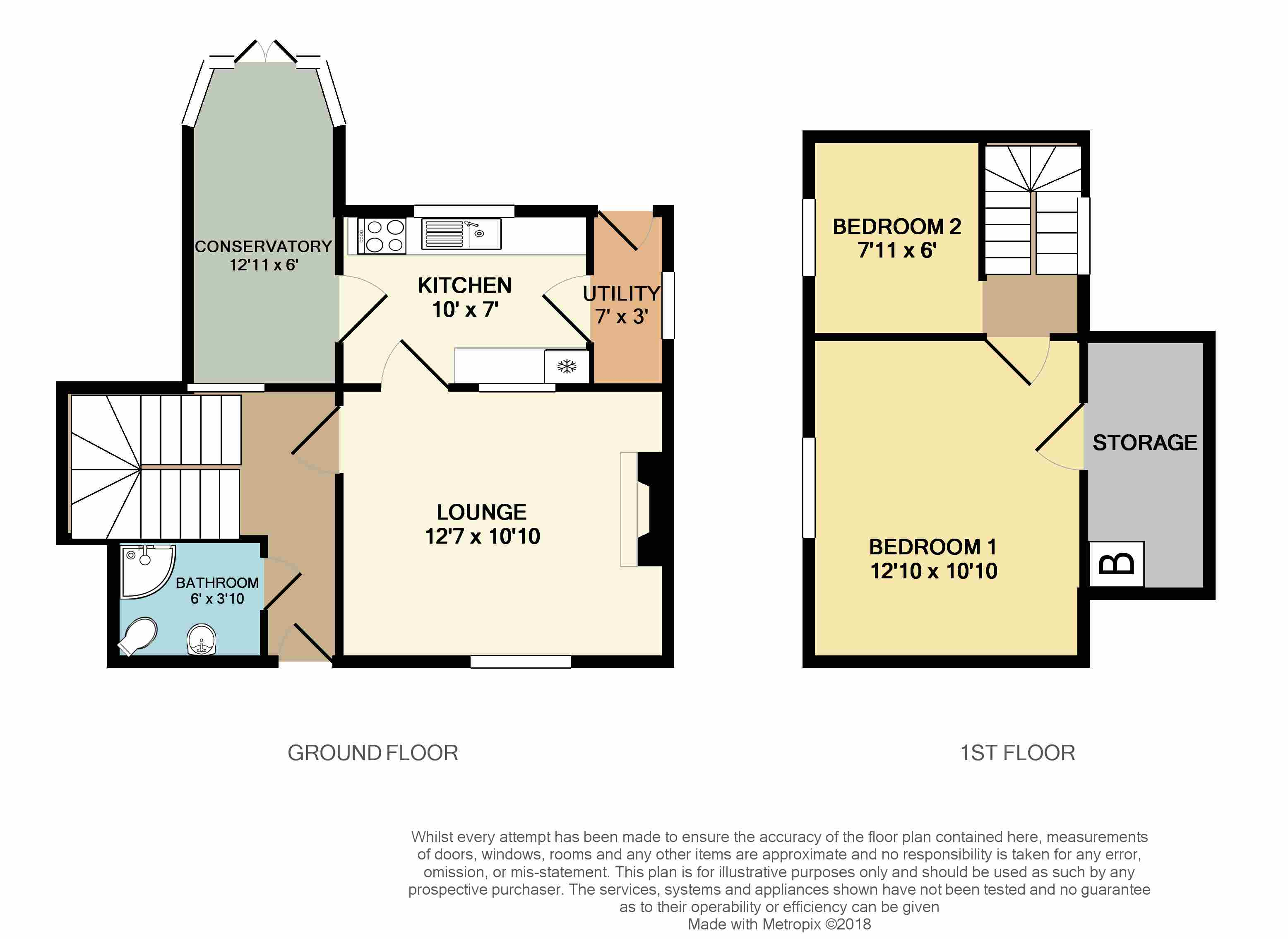 Floorplans For Knob Hill, Stretton on Dunsmore, Rugby