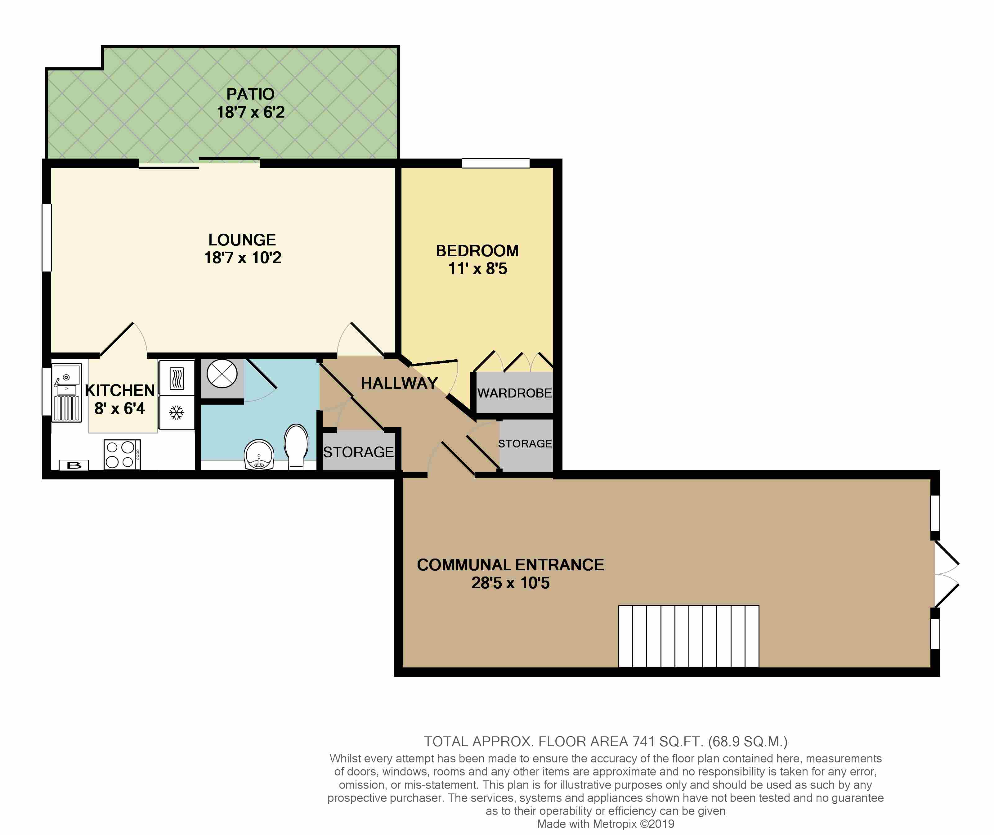 Floorplans For Sedlescombe Lodge, 243 Dunchurch Road, Rugby